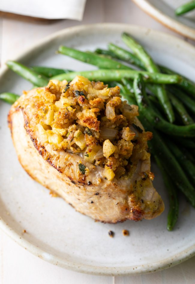 juicy baked pork chop recipe