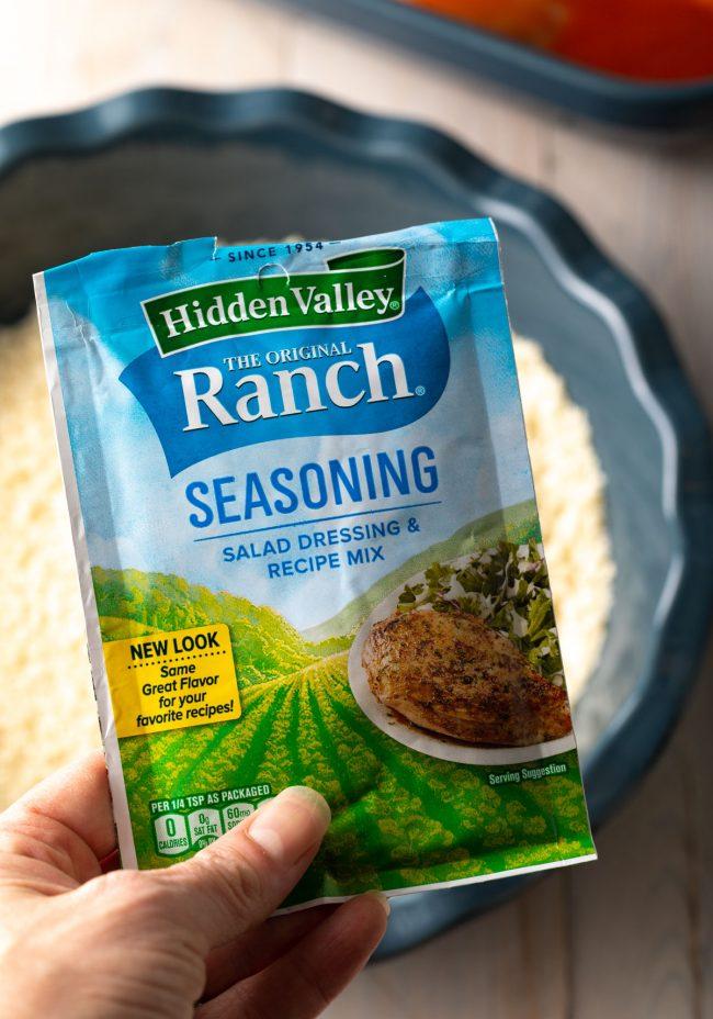 ranch seasoning