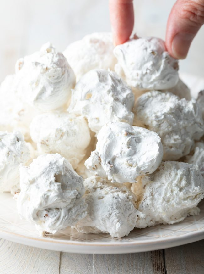 fluffy divinity candy recipe