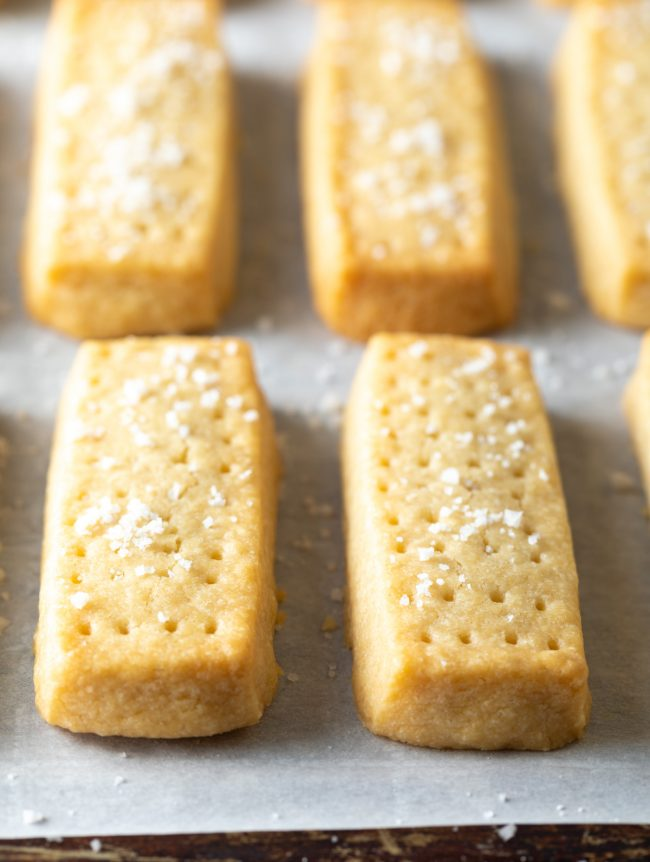 the best shortbread cookie recipe with butter