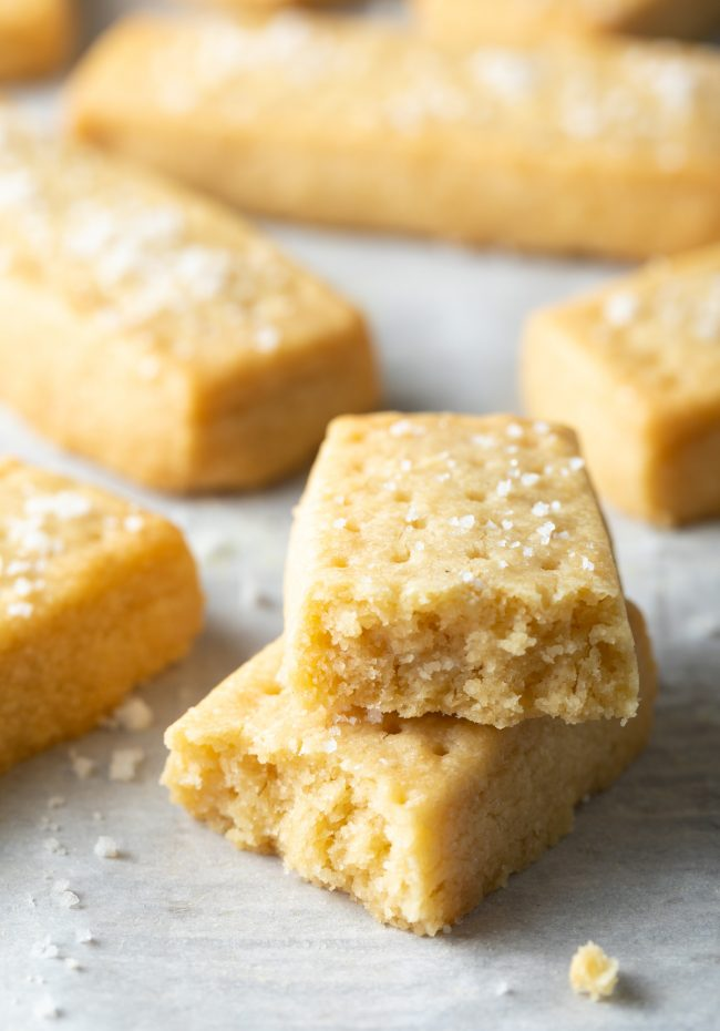 scottish shortbread cookies recipe