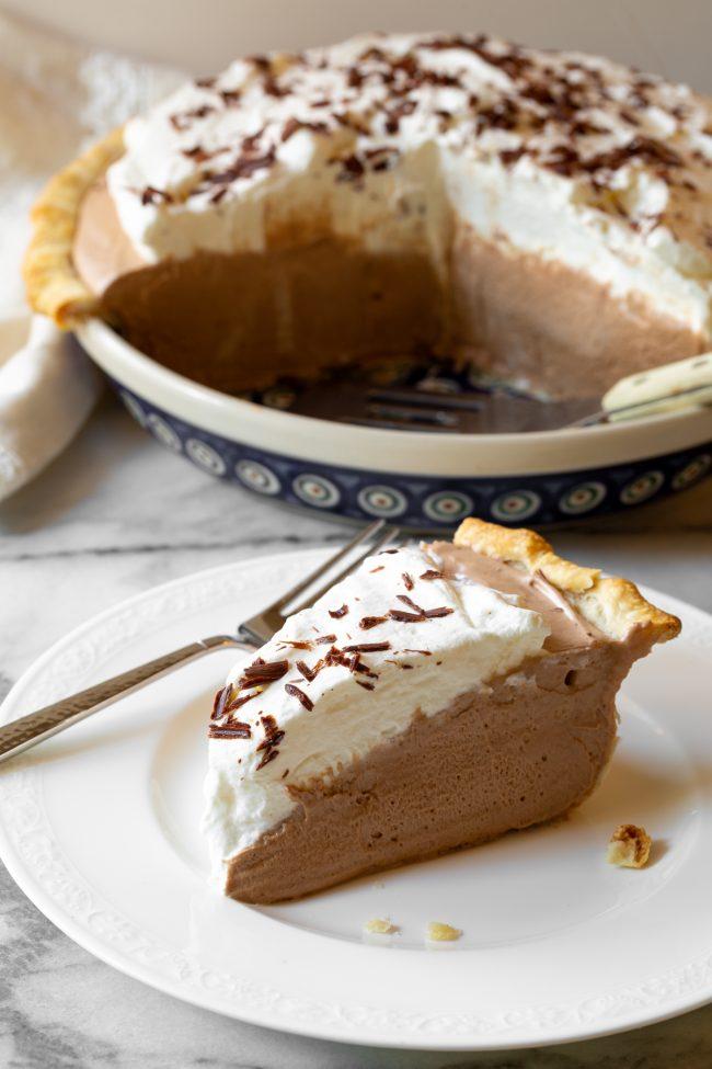 Chocolate Pie Recipe