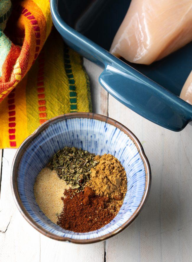 chipotle seasonings
