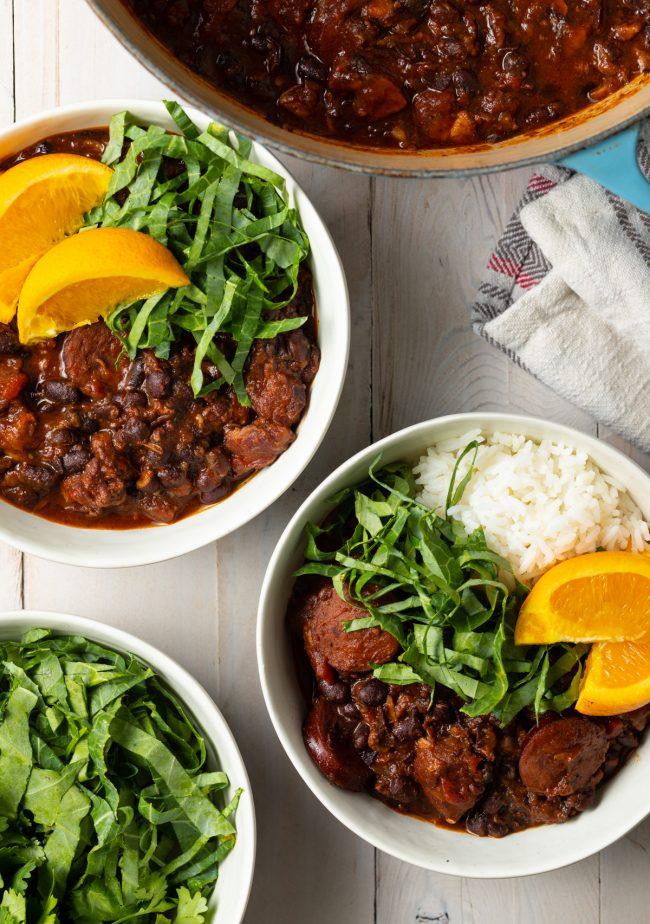 spicy pork and black bean stew recipe