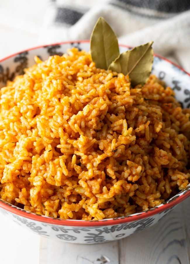 spicy jollof rice recipe