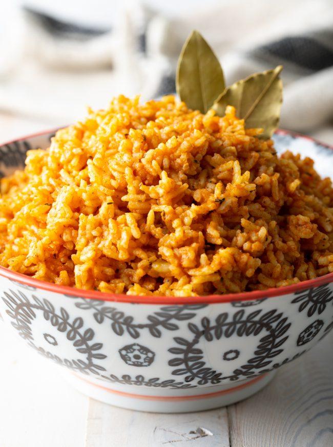 one pot jollof rice recipe