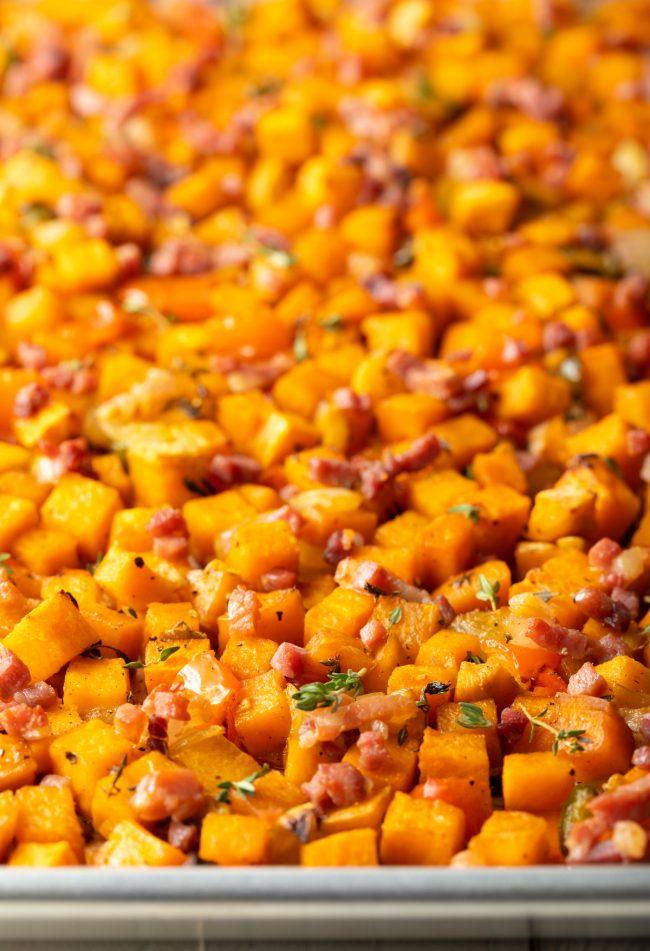 recipe for sweet potato hash