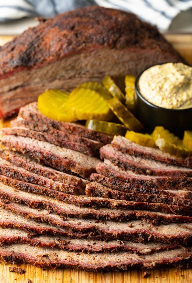 the best smoked beef brisket recipe