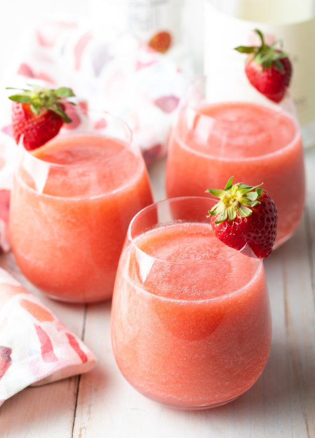 quick and easy frozen Rosé recipe