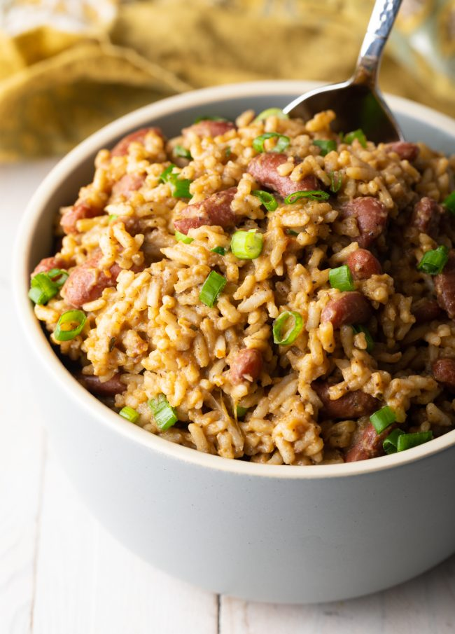 how to make the best peas and rice recipe