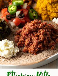 Ethiopian kitfo recipe