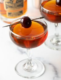 Perfect Manhattan Recipe