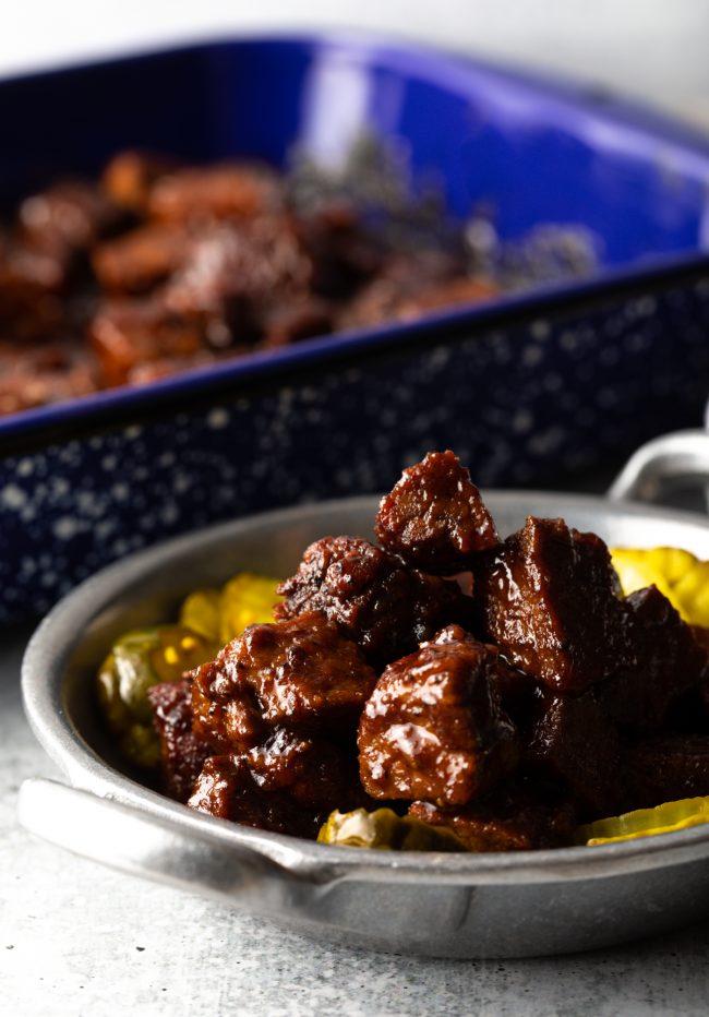 brisket burnt ends recipe