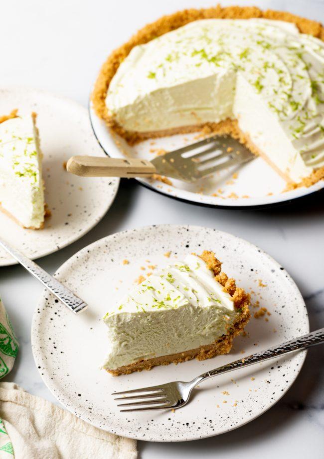 best freezer lime pie recipe